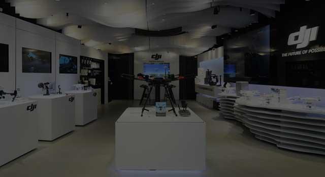 DJI Service center